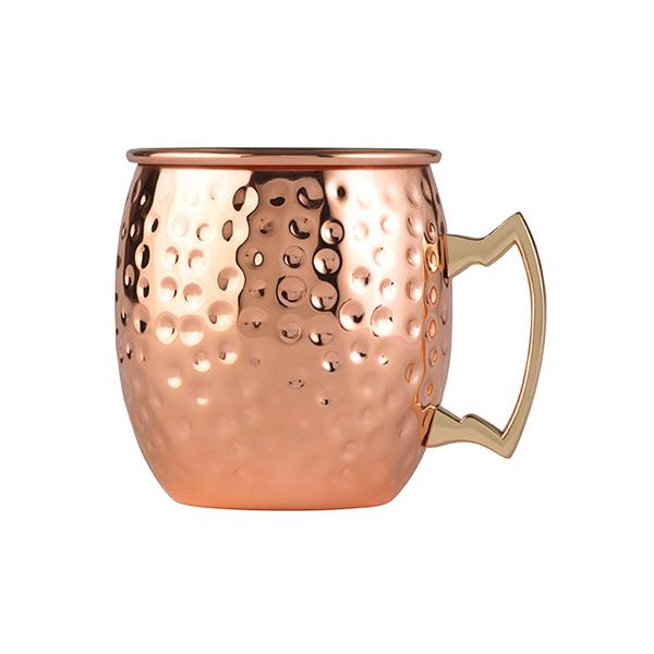 Cardinal FK368 mug, metal