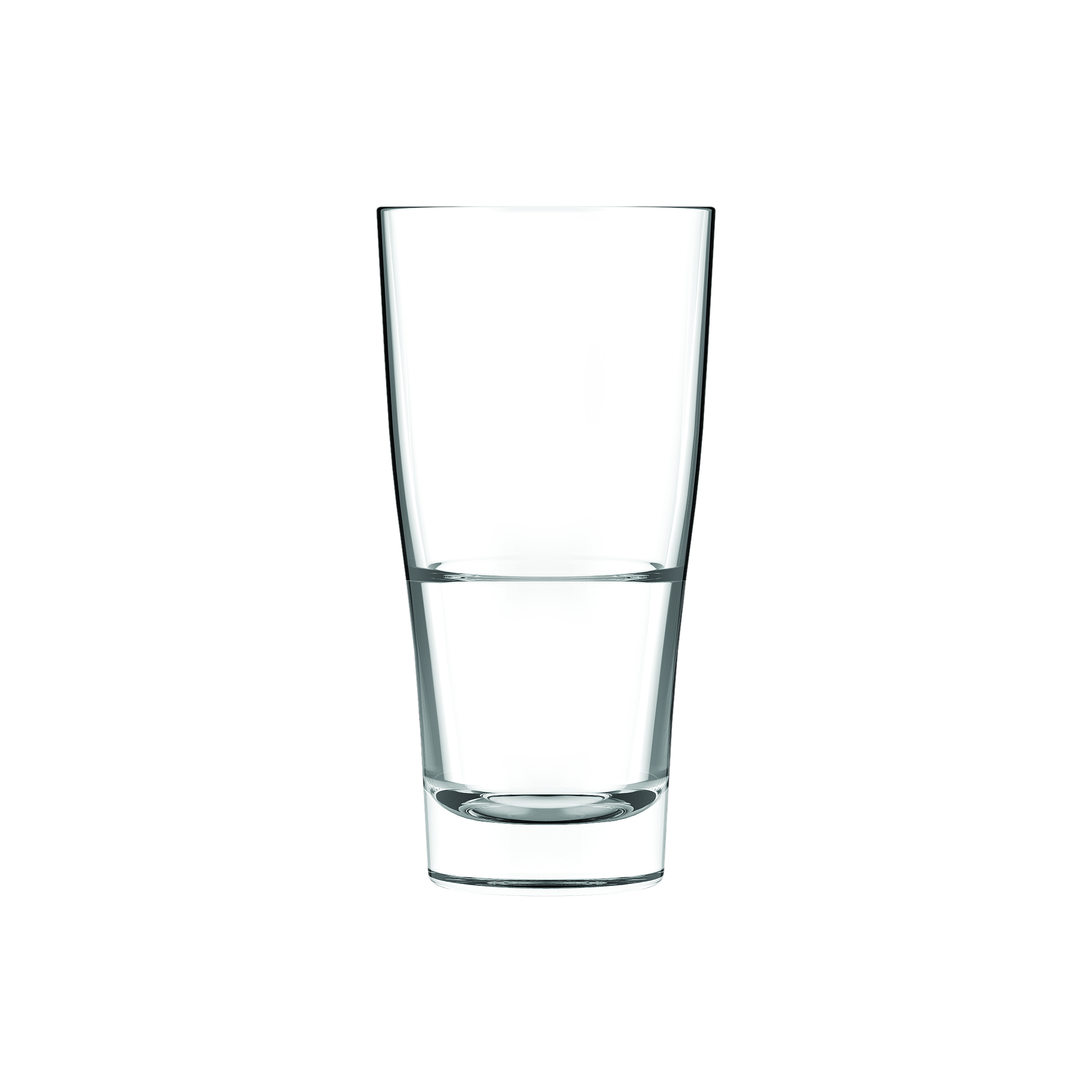 Cardinal N0526 glass, cooler