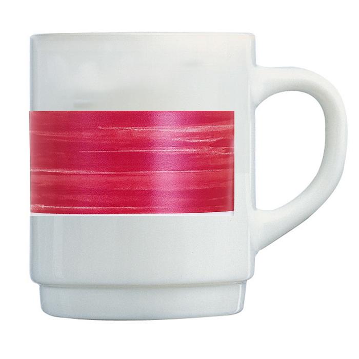 Cardinal P5842 mug, glass, coffee