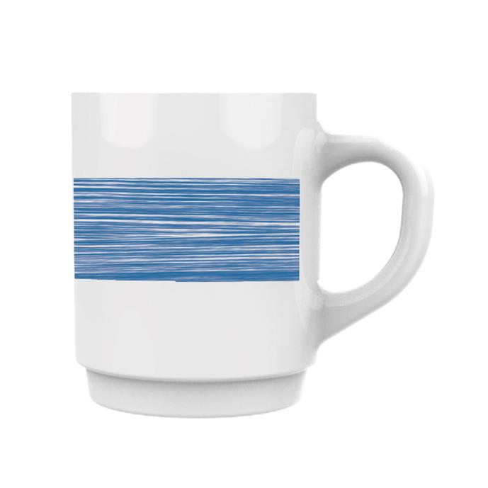 Cardinal P5847 mug, glass, coffee