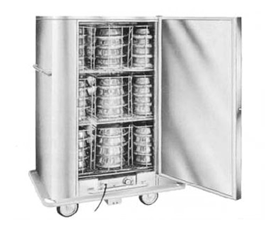 Carter-Hoffmann BB60 heated cabinet, banquet
