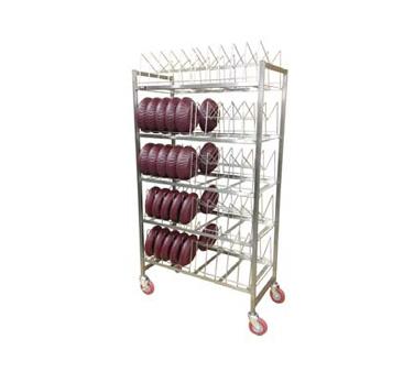 Carter-Hoffmann DMR80 cart, dome/base/pellet