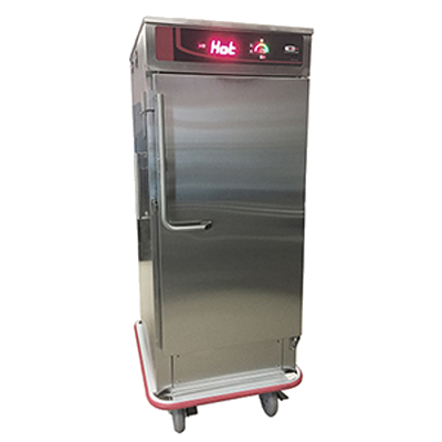 Carter-Hoffmann GTH12 heated cabinet, mobile