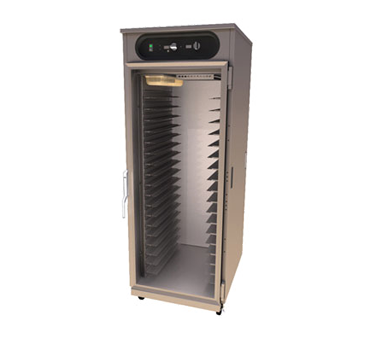 Carter-Hoffmann HL10-18 heated cabinet, mobile