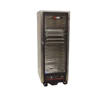 Carter-Hoffmann HL3-5 heated cabinet, mobile