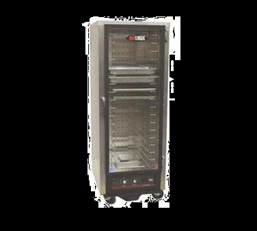 Carter-Hoffmann HL4-18 proofer cabinet, mobile