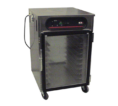 Carter-Hoffmann HL7-8 heated cabinet, mobile