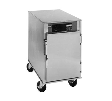 Carter-Hoffmann HL8-128 heated cabinet, mobile