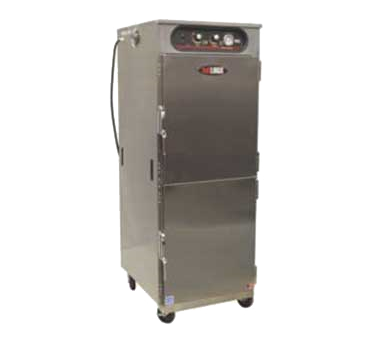Carter-Hoffmann HL9-8 heated cabinet, mobile
