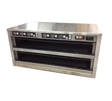 Carter-Hoffmann MC212GS-2T heated cabinet, countertop