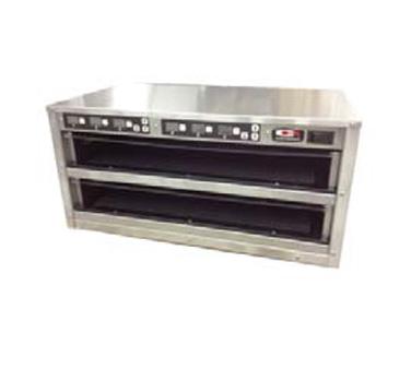 Carter-Hoffmann MZ212GS-2T heated cabinet, countertop