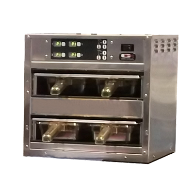 Carter-Hoffmann MZ223GS-2T heated cabinet, countertop