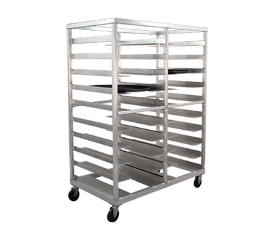 Carter-Hoffmann O1620 oval tray storage rack, mobile