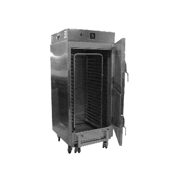 Carter-Hoffmann RTB201M heated cabinet, roll-in