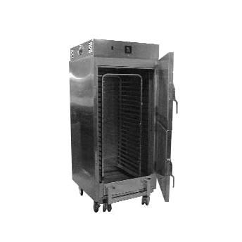 Carter-Hoffmann RTB201S heated cabinet, roll-in