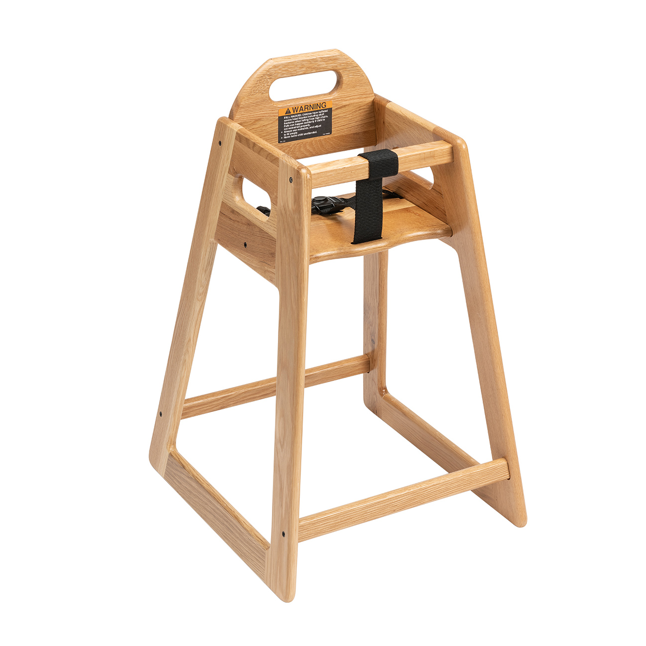 Crown Brands, LLC 1025860 high chair, wood