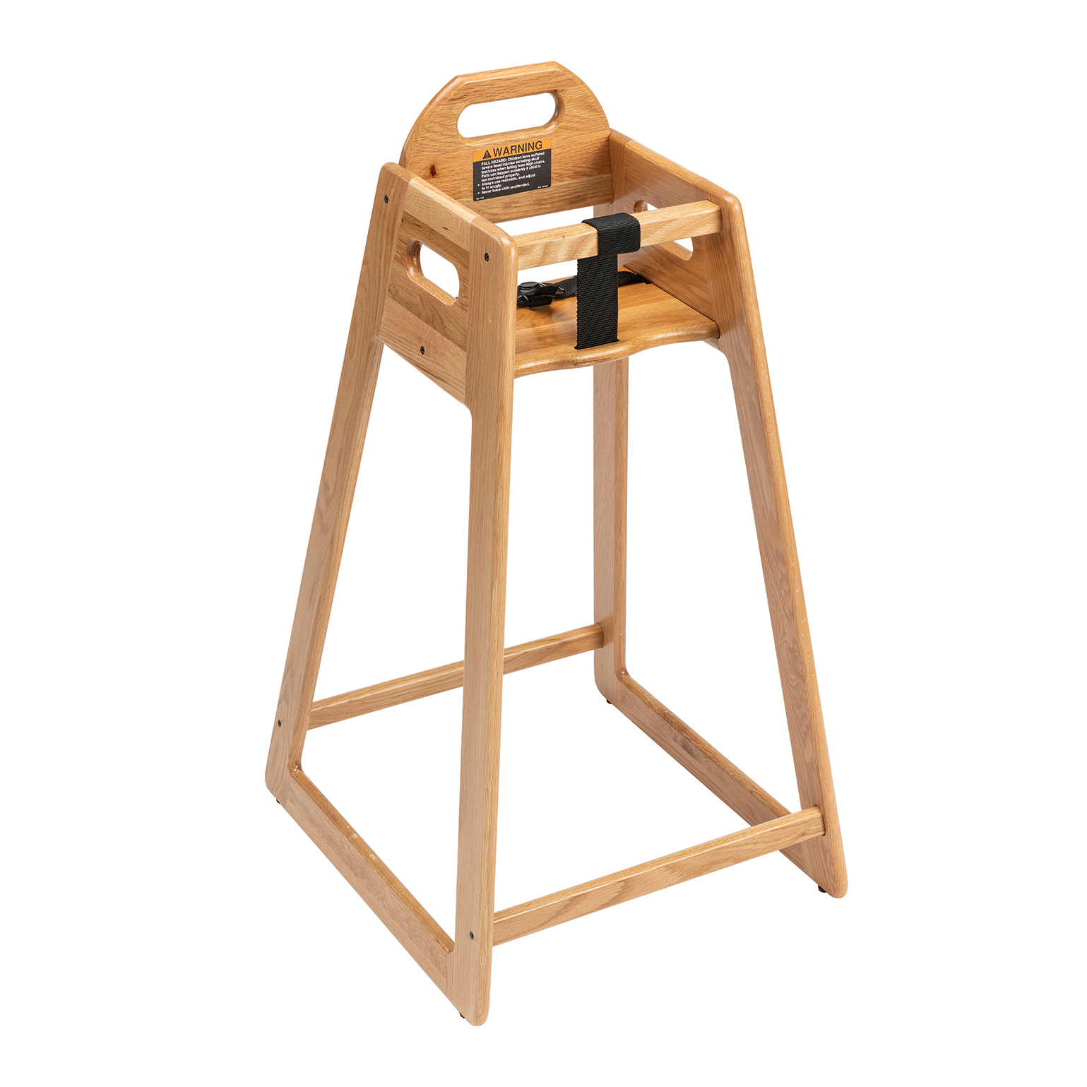Crown Brands, LLC 1026580 high chair, wood
