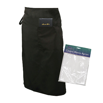 Crown Brands, LLC LAP-BK waist apron