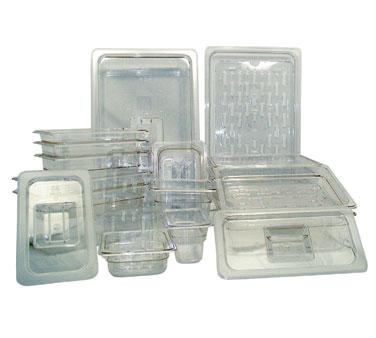 2410-031 Crown Brands, LLC PCP-256 food pan, 1/4size 6in D, plastic