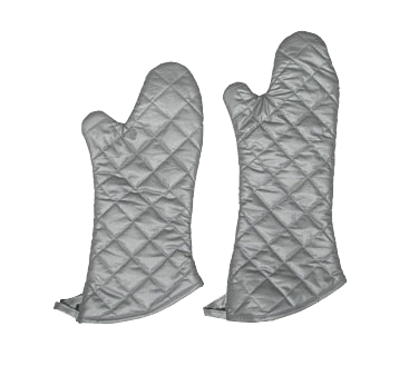 Crown Brands, LLC SIL-15 oven mitt