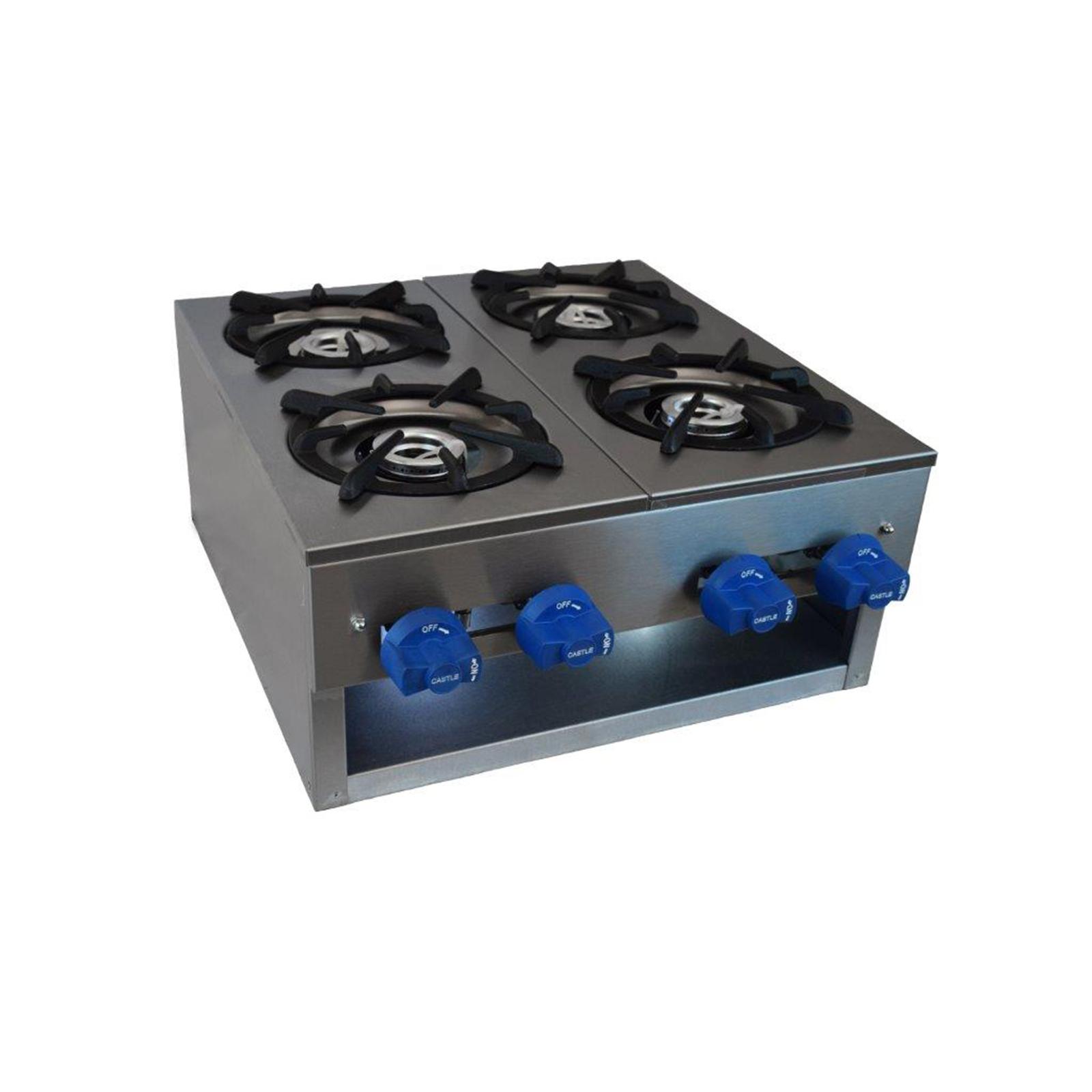 Comstock-Castle 1092 hotplate, countertop, gas