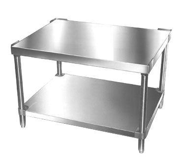 Comstock-Castle 24CS-B-SS equipment stand, for countertop cooking