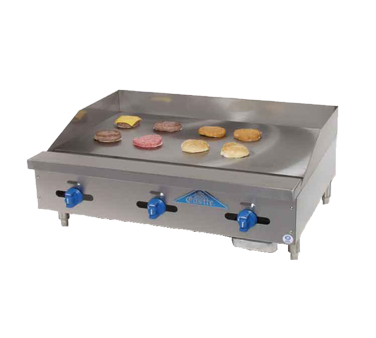 Comstock-Castle 3248MG griddle, gas, countertop