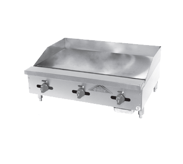 Comstock-Castle 3836MG griddle, gas, countertop