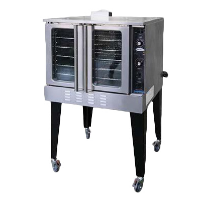 Comstock-Castle CCCO-1 convection oven, gas