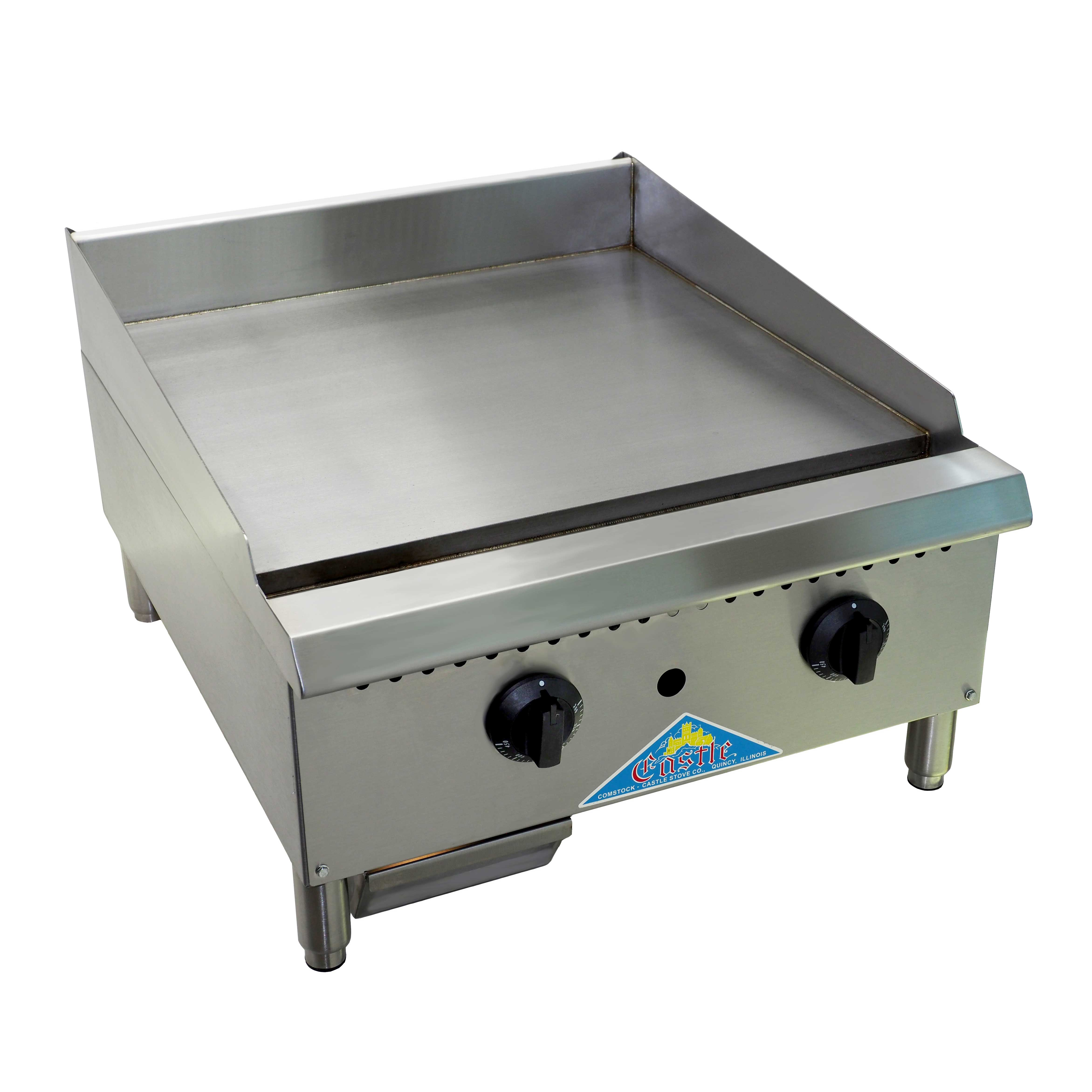Comstock-Castle CCHG-36T-1 griddle, gas, countertop
