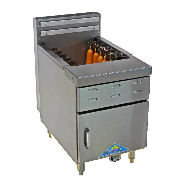 Comstock-Castle CDFL-C-1 corn dog fryer