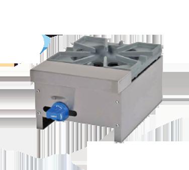 Comstock-Castle FHP1 hotplate, countertop, gas