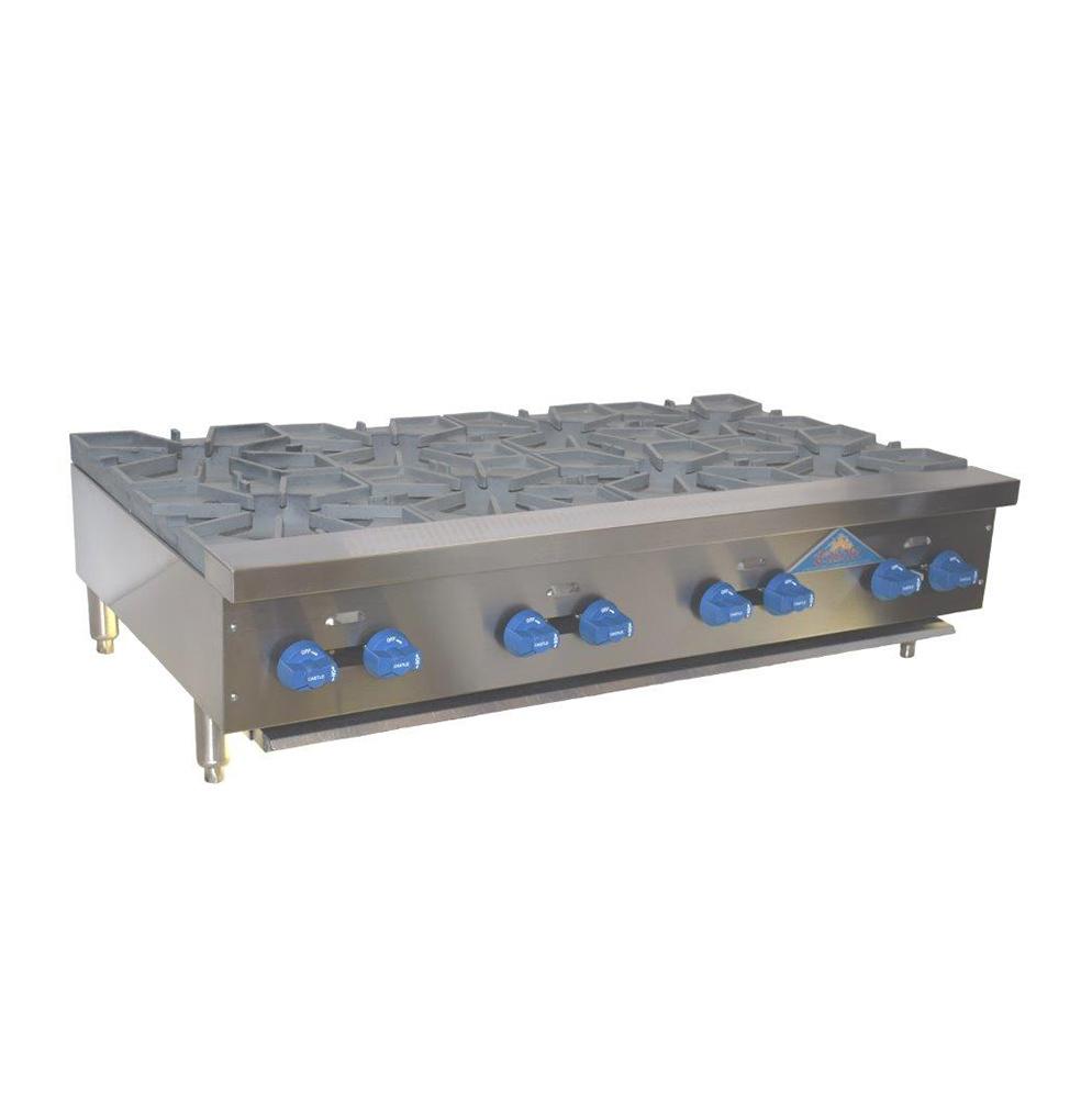 Comstock-Castle FHP48 hotplate, countertop, gas