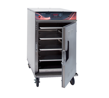 Cres Cor 1000-CH-SS-SPLIT-STK-DX cabinet, cook / hold / oven