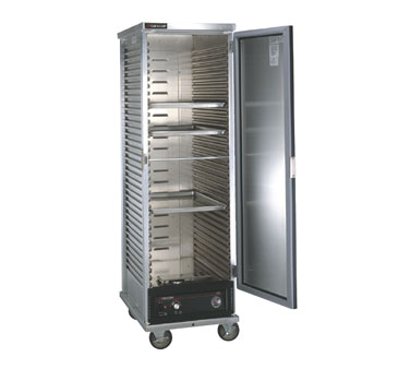 Cres Cor 130-1836D heated cabinet, mobile