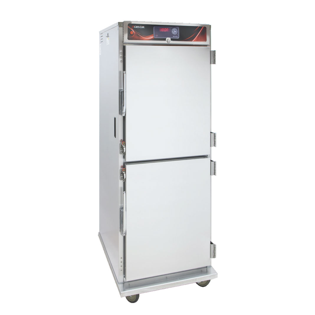 Cres Cor H-137-UA-12DZ heated cabinet, mobile