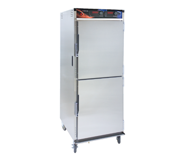 Cres Cor H-137-WSUA-12D-15A heated cabinet, mobile