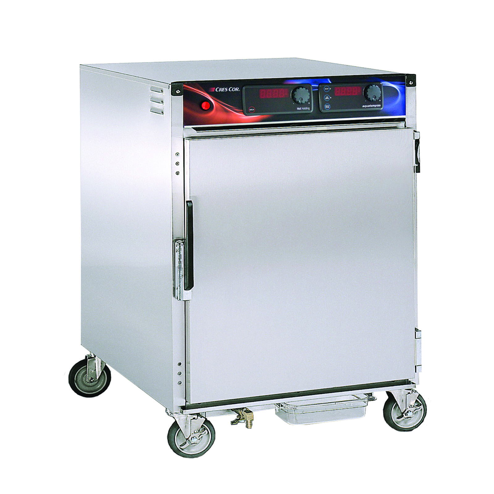 Cres Cor H-137-WSUA-6D heated cabinet, mobile