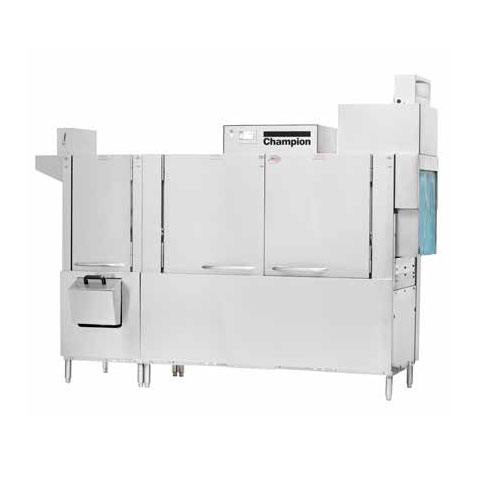 Champion 64 PRO dishwasher, conveyor type