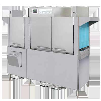 Champion 66 PRO dishwasher, conveyor type
