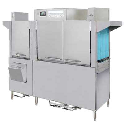 Champion 80 PRO-HD dishwasher, conveyor type