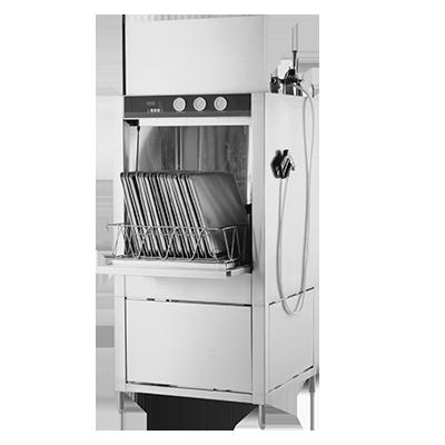 Champion PP-10 dishwasher, pot/pan/utensil, door type