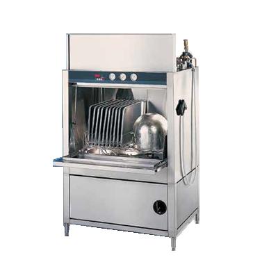 Champion PP-20 dishwasher, pot/pan/utensil, door type