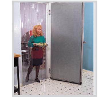 Chase Doors 6602 34X84 strip curtain unit