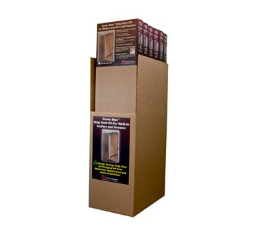 Chase Doors E062E040084R6 strip curtain unit