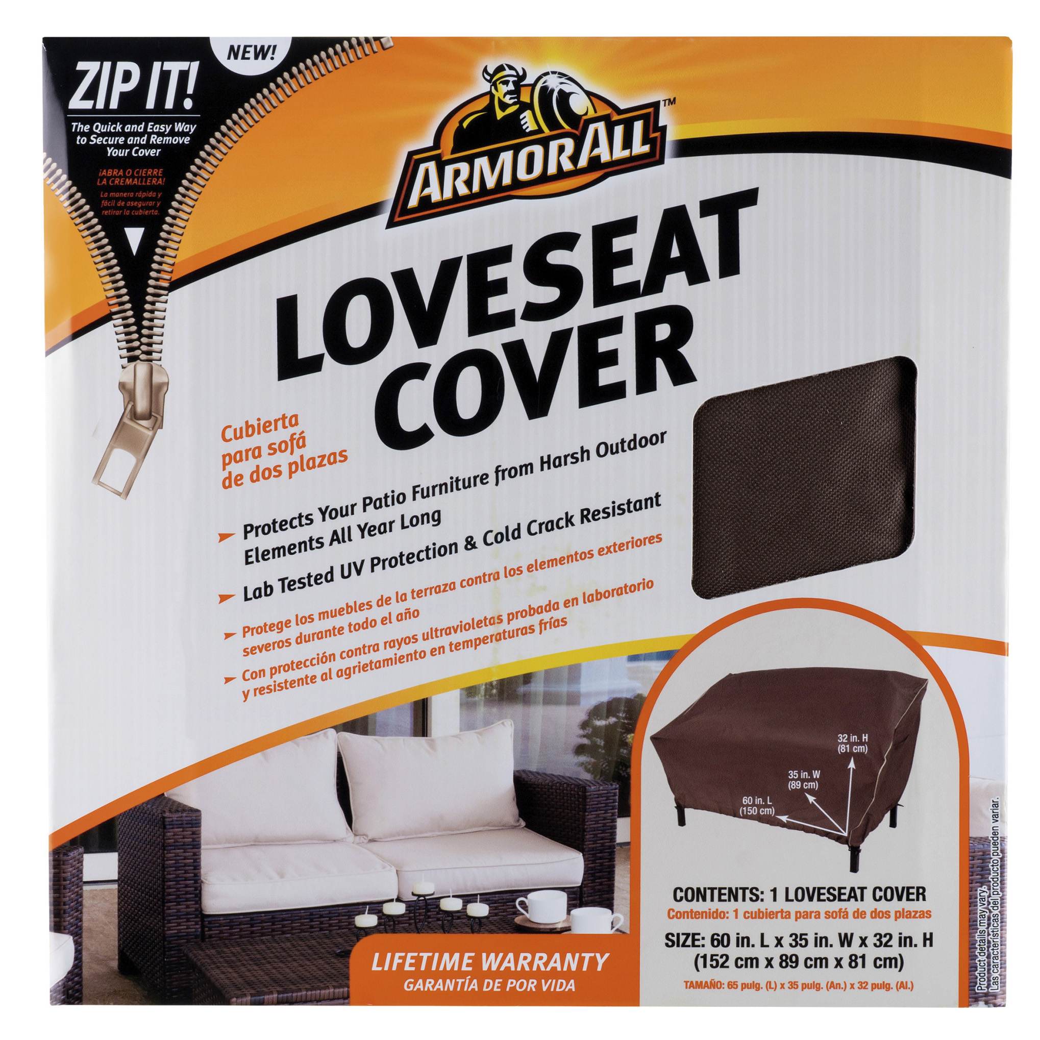 Chef Master 07807AA outdoor furniture protector/cover
