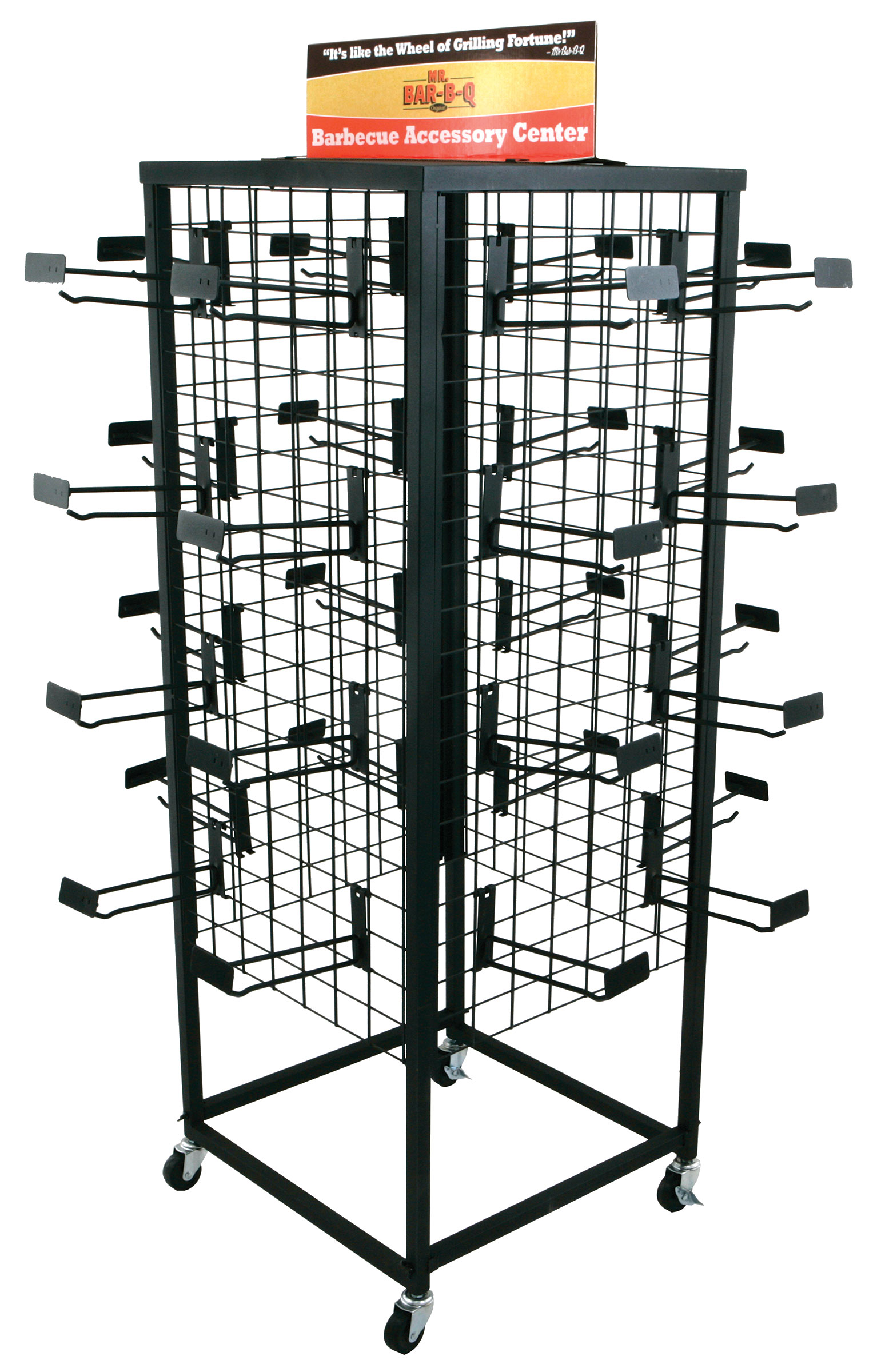 Chef Master 09007X merchandising rack
