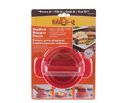 Chef Master 40232SBX hamburger patty press, handheld