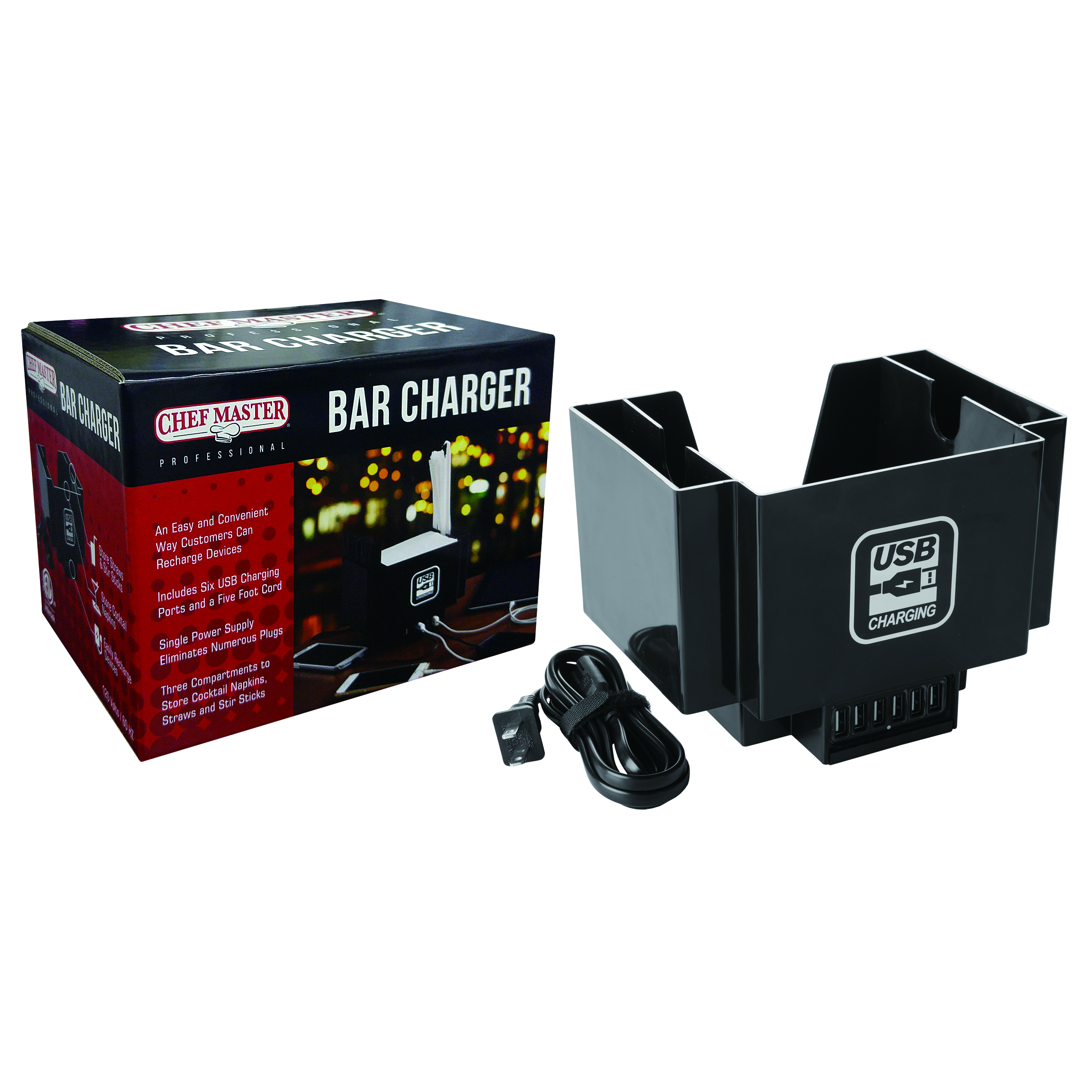 Chef Master 90029 bar caddy