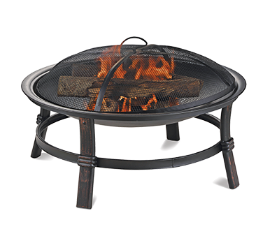Chef Master WAD15121MT fire pit, outdoor